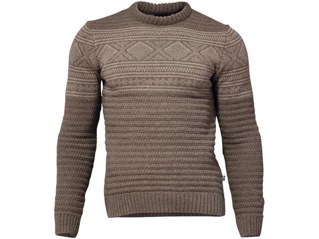 Ivanhoe of Sweden Mattis Sweater Herrer, brun
